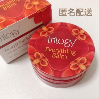 トリロジー(trilogy)のtrilogy エブリシング バーム 45ml 新品 箱無し(フェイスクリーム)