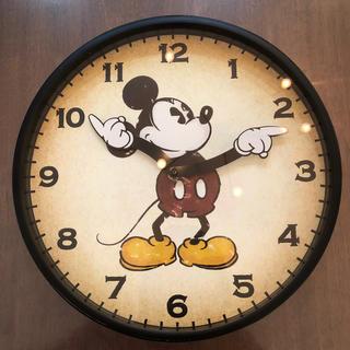 フランフラン(Francfranc)のFrancfrancミッキー時計(掛時計/柱時計)