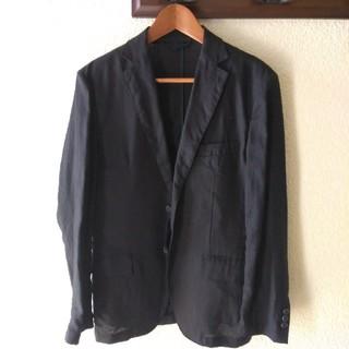 ムジルシリョウヒン(MUJI (無印良品))のmuji リネンジャケット(テーラードジャケット)