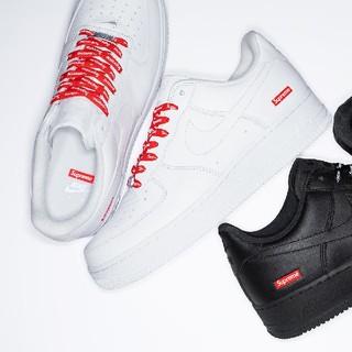 シュプリーム(Supreme)の【 white 】 Supreme / Nike Air Force 1 Low(スニーカー)