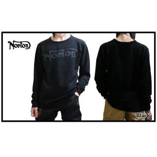 ノートン(Norton)のNorton ノートン 新品8629円→3500円カシミヤタッチクルーニット(ニット/セーター)
