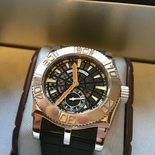 ロジェデュブイ(ROGER DUBUIS)のロジェデュブイ イージーダイバー WGベゼル 280本限定(腕時計(アナログ))