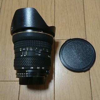 ニコン(Nikon)のトキナーATーX 20ー35 F2.8 美品(レンズ(ズーム))