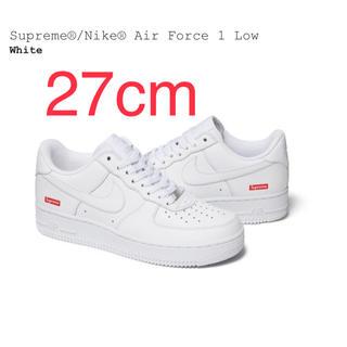 シュプリーム(Supreme)のSupreme Nike Air Force 1 Low US9 27.0(スニーカー)
