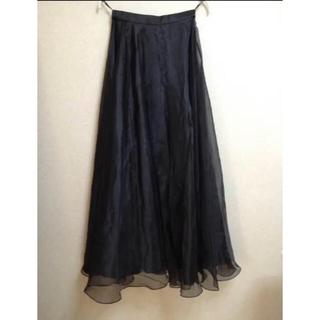AIMER - 【お値下げ中❗️】ロングスカート  ロングドレス 黒 演奏会 衣装