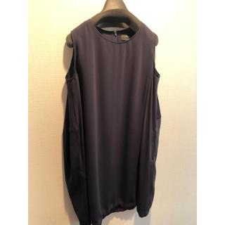 グリーンレーベルリラクシング(green label relaxing)のgreenlabelrelaxing ドレス(ミディアムドレス)