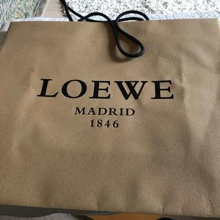 ロエベ(LOEWE)のロエベ ショップバッグ(ショップ袋)