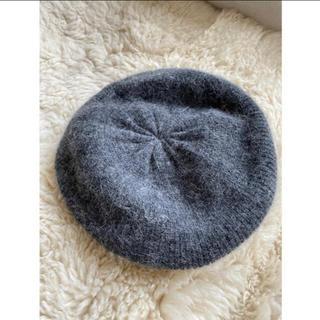ザラ(ZARA)の  バースデーバッシュ ベレー ベレー帽 新品 EGOIST ZARA (ハンチング/ベレー帽)