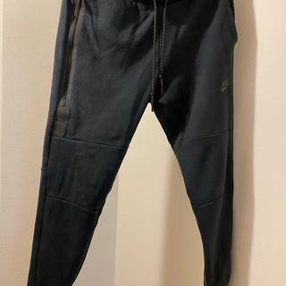 ナイキ(NIKE)のナイキ NIKE TECH FLEECE 1.0 LONG PANT ブラック(サルエルパンツ)