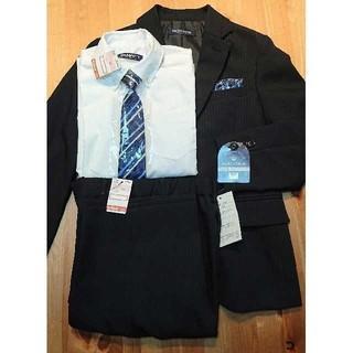 シマムラ(しまむら)の新品未使用 男の子 フォーマル スーツ 130(ドレス/フォーマル)