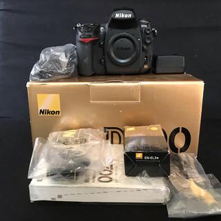 ニコン(Nikon)のNikon D700 ダブルレンズset(デジタル一眼)