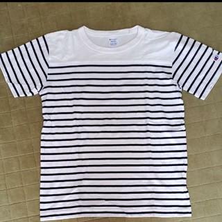 チャンピオン(Champion)のTシャツ ボーダー(Tシャツ/カットソー(半袖/袖なし))