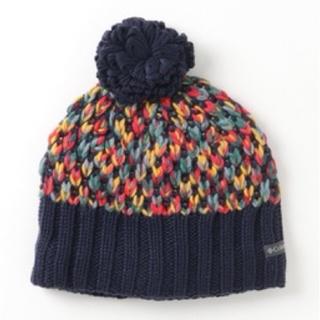 コロンビア(Columbia)のニット帽 シベリアンスカイビーニーII (帽子)