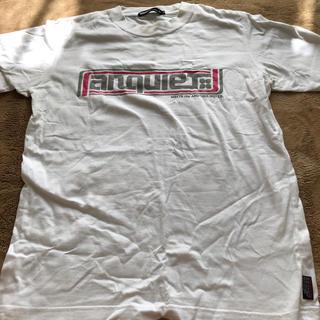 アンクワイエット(ANQUIET)のANQUIET  Tシャツ Mサイズ(Tシャツ(半袖/袖なし))