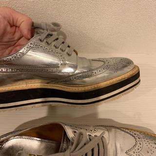 プラダ(PRADA)のプラダシューズ(ローファー/革靴)