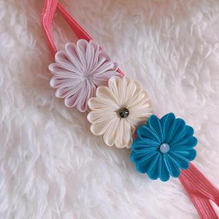 ふりふ - ふりふ 帯飾り 帯締 花 浴衣 着物