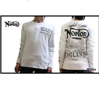 ノートン(Norton)のNorton ノートン 新品8789円→4990円MixスチールロンT(Tシャツ/カットソー(七分/長袖))