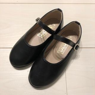 美品 トータス フォーマルシューズ ファミリア ミキハウス 入園式 お受験 革靴(フォーマルシューズ)