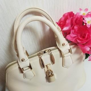 プロポーションボディドレッシング(PROPORTION BODY DRESSING)のミッシュマッシュ鞄(ハンドバッグ)