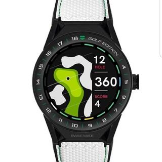 タグホイヤー(TAG Heuer)の最終値下げ!タグホイヤー コネクテッドモジュラー45 ゴルフエディションウォッチ(腕時計(デジタル))