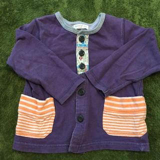 ビケット(Biquette)のビケット 90 紫 トレーナー(Tシャツ/カットソー)
