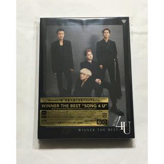 WINNER ベストアルバム CD+DVD(K-POP/アジア)