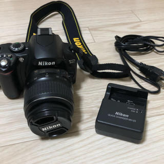 ニコン(Nikon)のこれ以上のお値下げはしません。NIKON 一眼レフ D40(デジタル一眼)