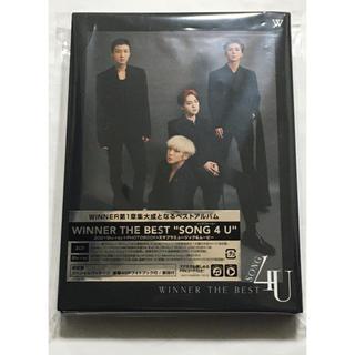 WINNER CD+blu-ray ベストアルバム(K-POP/アジア)
