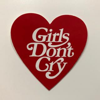 ジーディーシー(GDC)のステッカー girl's don't cry(その他)