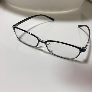 ゾフ(Zoff)のzoff ブルーライトカット 眼鏡 度なし(サングラス/メガネ)