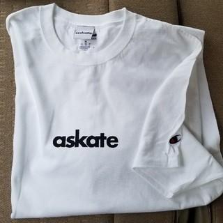 チャンピオン(Champion)のaskate Tシャツ XL champion(Tシャツ/カットソー(半袖/袖なし))