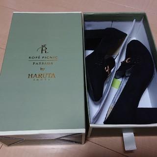 ハルタ(HARUTA)のROPE PICNIC × HARUTA パンプス(ハイヒール/パンプス)