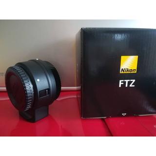 ニコン(Nikon)のNikon FTZ マウントアダプター(ミラーレス一眼)