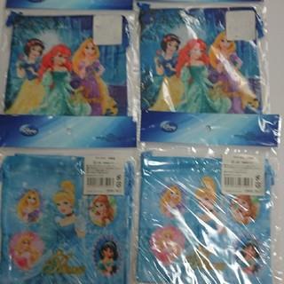 ディズニー(Disney)のミニ巾着袋  巾着袋  プリンセス  ディズニー  キャラクター(キャラクターグッズ)