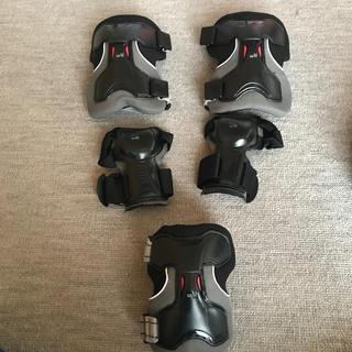 サポーター ガード 自転車 子供用 M(ヘルメット/シールド)