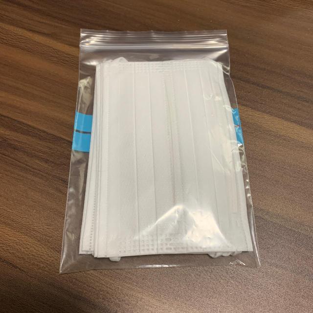 n95マスク着け方 / 不織布マスク 小さめ 5枚の通販 by Shou's shop