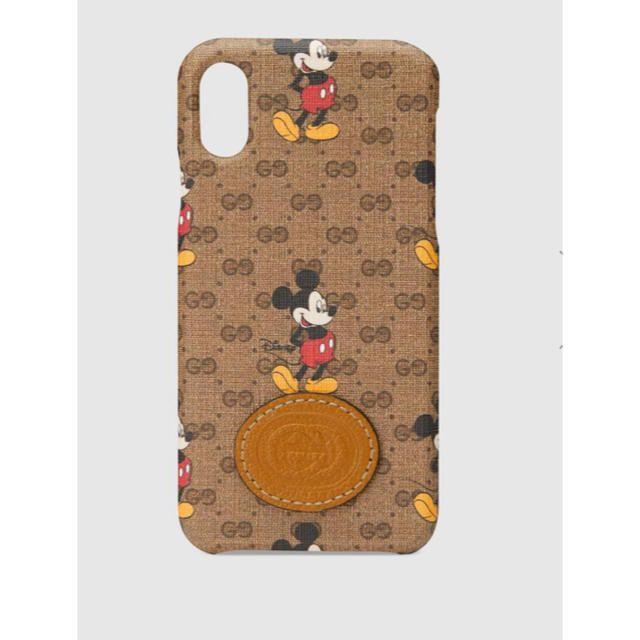 Gucci - 定価以下 gucci iPhone disney ディズニー ミッキーの通販