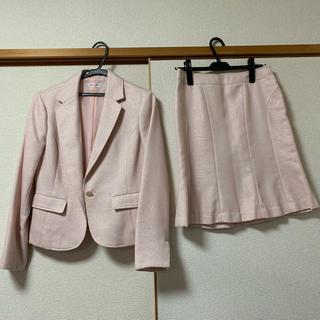 a.v.v - ピンクラメ 入学式スーツ  上下セット