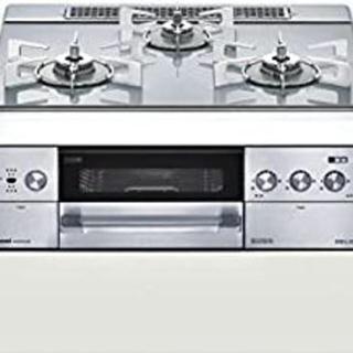 リンナイ(Rinnai)のRHS32W22E4RC-STW リンナイ ガスビルトインコンロ(調理機器)