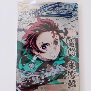 鬼滅の刃 炭治郎 シークレット カード(カード)