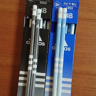 アディダス(adidas)のadidas アディダス 4B 鉛筆 2ダース セット 入学(鉛筆)