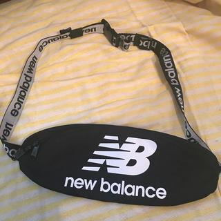 ニューバランス(New Balance)のNBショルダーポーチ(ボディバッグ/ウエストポーチ)