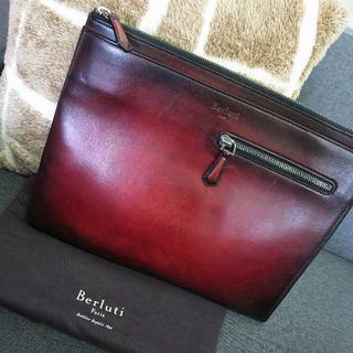 ベルルッティ(Berluti)のたか様専用☆ベルルッティ クラッチバッグ ドキュメント バッグ メンズ 財布(セカンドバッグ/クラッチバッグ)