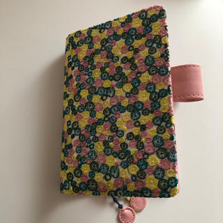 ミナペルホネン(mina perhonen)のほぼ日手帳オリジナルカバー(手帳)