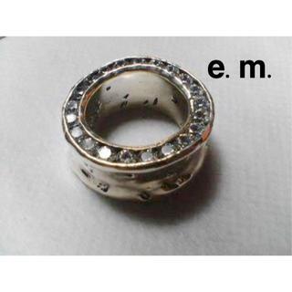 ビームス(BEAMS)のe.m. eternalリング(リング(指輪))