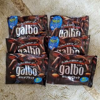 ガルボ ほろにがブラック 6袋セット(菓子/デザート)