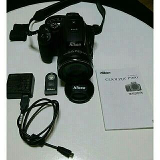 ニコン(Nikon)のデジタルカメラCOOLPIX  P900(デジタル一眼)