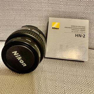 ニコン(Nikon)の美品 Nikon AI AF NIKKOR 28mm f/2.8D おまけ付き(レンズ(単焦点))