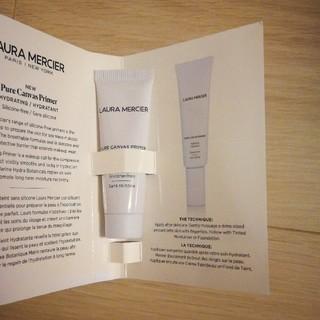 ローラメルシエ(laura mercier)のローラメルシエピュアキャンバスプライマーハイドレーティング10mlサンプル新品(サンプル/トライアルキット)
