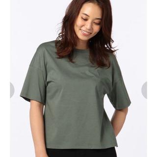 ノーリーズ(NOLLEY'S)のNOLLEY'S定価10,450円きれいめTシャツノーリーズ(Tシャツ(半袖/袖なし))